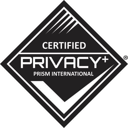 Privacy Plus Black Logo
